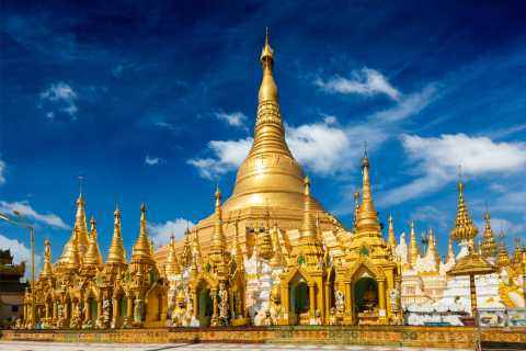 Yangon: Private Half-Day City Tour
