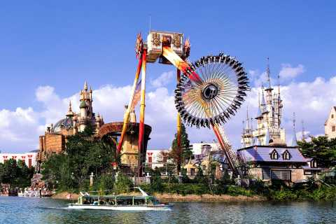 Lotte World Theme Park & Aquarium Discounted 1-Day Pass