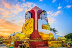 Bago: Private Day Tour de Yangon