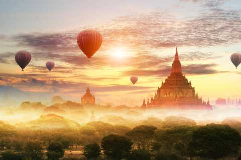 Bagan: Ancient Temples Private Tour