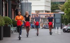 Unseen Bangkok Electrifying E-Scooter Guided Tour