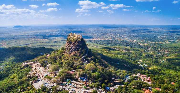 Mount Popa and Salay Private Tour from Bagan