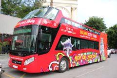Hanói: excursão em ônibus panorâmico com comentários ao vivo