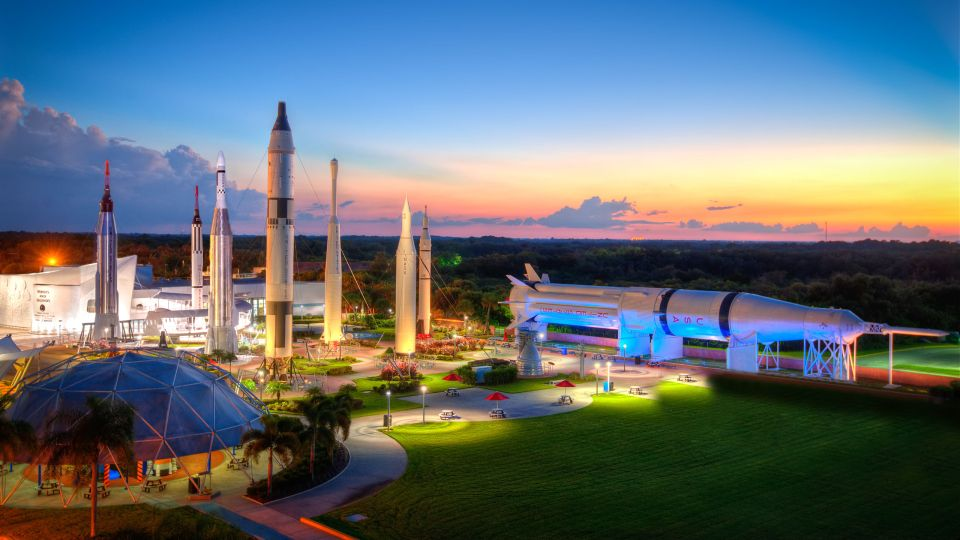 Kennedy Space Center With KSC Explore Tour