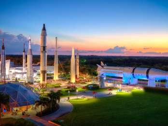 Florida: Kennedy Space Center mit KSC Explore Tour