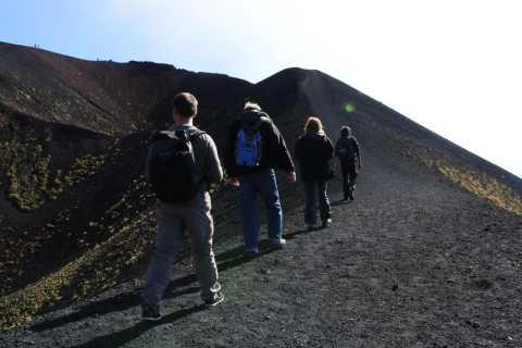 Etna: esperienza al mattino