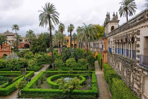 Alcazar of Seville VIP Tour