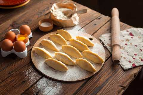 Dumplings 'Pierogi' Class Led by Chef - Cooking Workshop