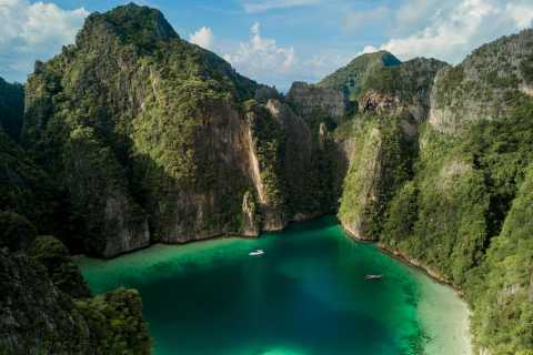 Phuket/Khaolak: Phi Phi Islands Day Trip & View Point Hike