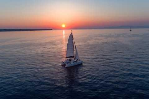 Santorini: Luxury Sunset Cruise