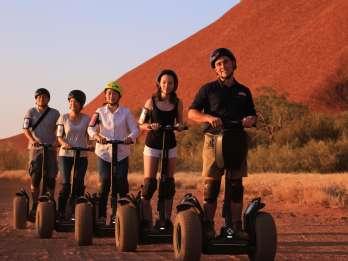 Australien: Segwaytour auf dem Uluru und Sonnenuntergang
