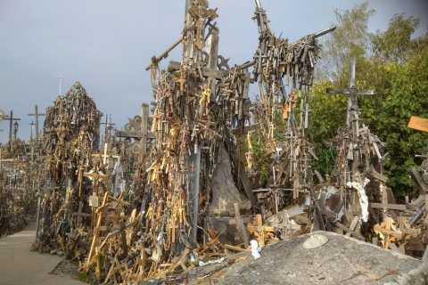 Siauliai 2-Hour Private Tour to Hill of Crosses