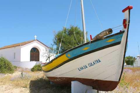 Ria Formosa: 2-Hour Fishermen Route Boat Tour