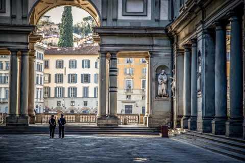 Galleria degli Uffizi: tour monolingue e accesso prioritario