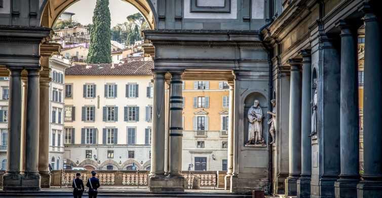 Uffizi Gallery: Skip-the-Ticket-Line Monolingual Tour