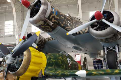 Civitavecchia: Air Force Museum Ticket & Transfer