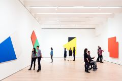Bilhetes de entrada: Museu de Arte Moderna de São Francisco (SFMOMA)