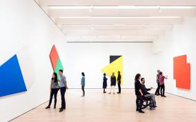 Entry Tickets: San Francisco Museum of Modern Art (SFMOMA)