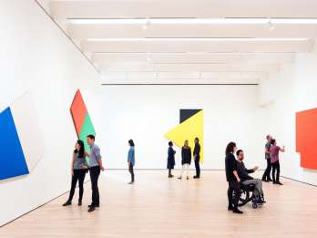 San Francisco Museum of Modern Art (SFMOMA): Tickets