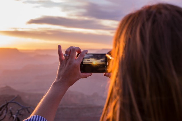 From Las Vegas: Antelope and Grand Canyon Sunrise Tour