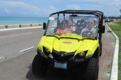 Nassau: Aluguel de 6 lugares na praia de buggy
