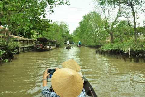 Mekong Delta: Full-Day Tour & Guided Bike Ride