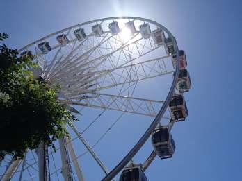 The Cape Wheel: Einlass ohne Anstehen