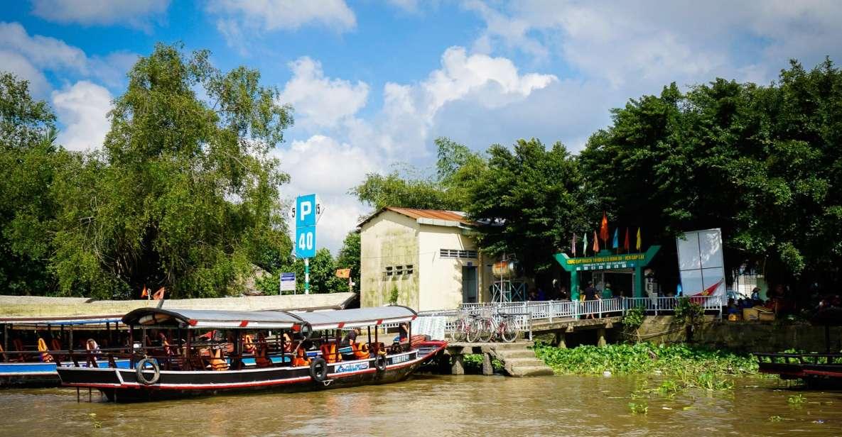 Cái Bè: tour de 1 día de lujo desde Ho Chi Minh