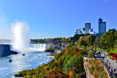 From New York: Niagara Falls, Washington & Philadelphia Tour