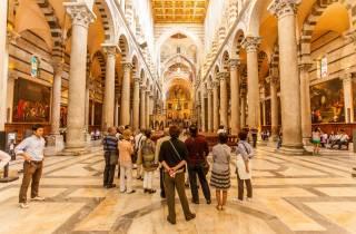 Baptisterium, Kathedrale & Turm: All-Inclusive-Führung