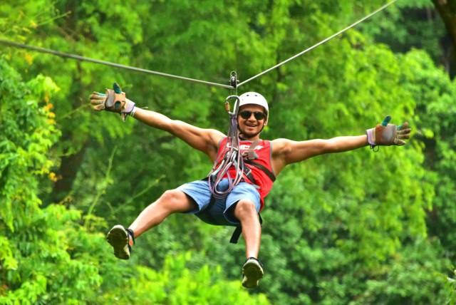 Costa Rica: Zip Line Canopy Tour