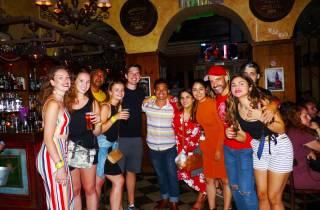 Madrid: 6-stündige Kneipentour mit Tapas und Flamenco
