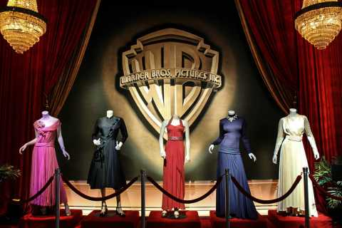 Warner Bros Studio: The Golden Age of Hollywood Classic Tour