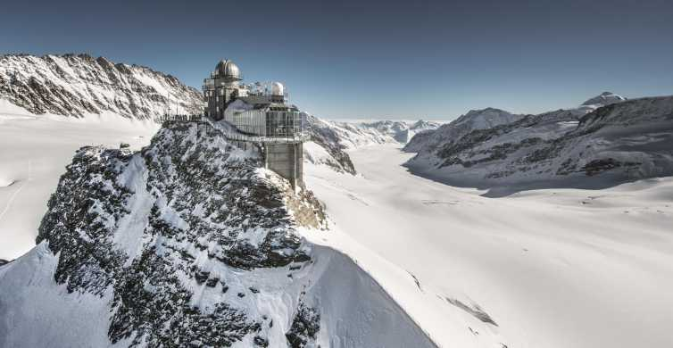 Jungfraujoch: Roundtrip to the Top of Europe by Train