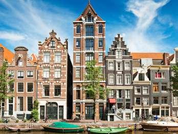 Jordaan, Anne Frank und Vondelpark Tour auf Spanisch