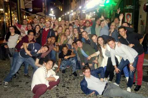 Bucharest: Pub Crawl in the Old Town