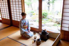 Kyoto: Cerimônia do Chá Ju-An no Templo Jotokuji