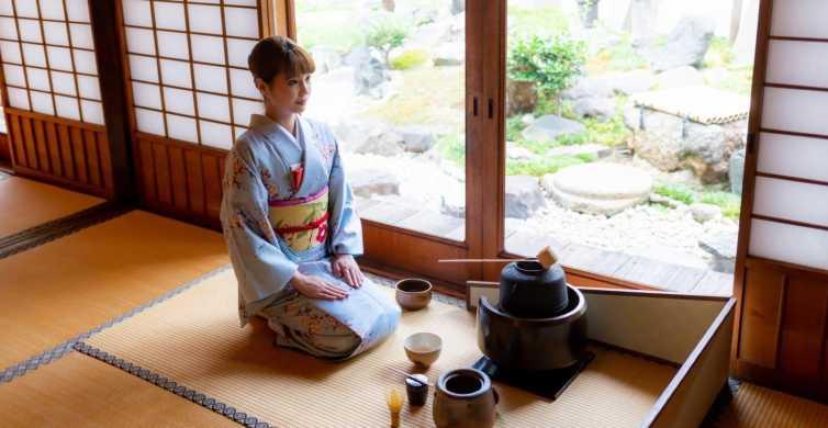 Kyoto: Tea Ceremony Ju-An at Jotokuji Temple