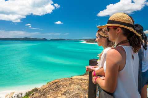 Outer Great Barrier Reef & Whitehaven Beach: 2-Day Combo