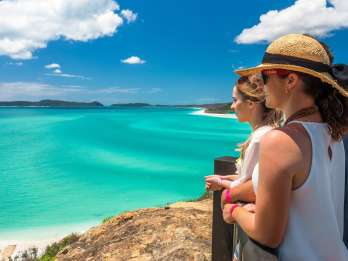 Great Barrier Reef Außenriff & Whitehaven Beach: 2-Tagestour