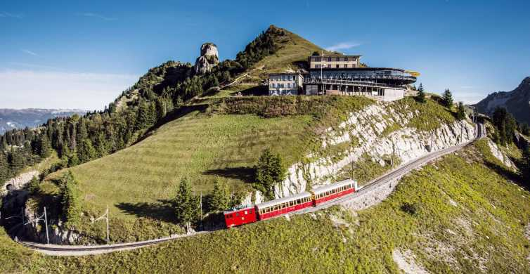 Jungfrau Travel Pass: Unlimited Transportation Ticket