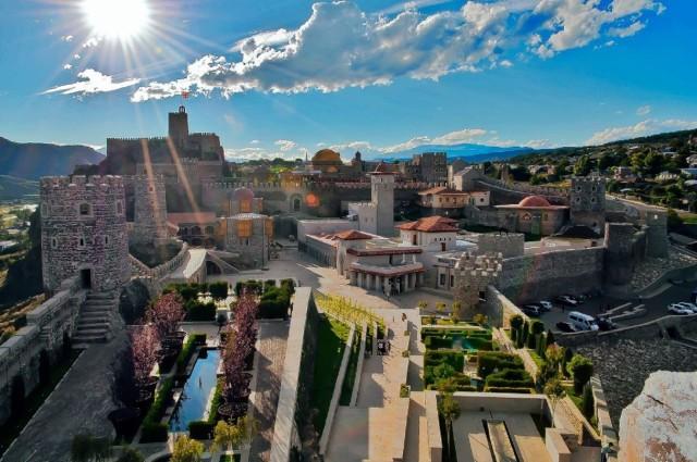 Van Tbilisi: Vardzia-grottour met gids