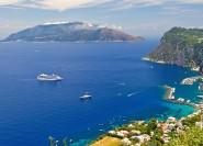 Salerno zu Capri Private Bootsausflug