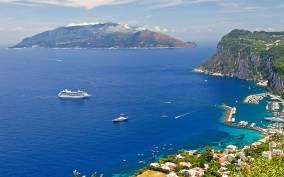 Salerno to Capri Private Boat Excursion