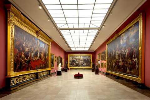 Cracovia: galería de arte polaco del siglo XIX en Sukiennice