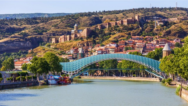 Tbilisi en Mtskheta privétour