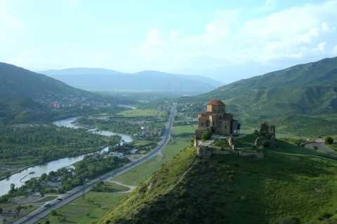 From Tbilisi: Mtskheta Old Capital Private Tour