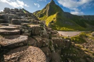Ab Dublin: 2-tägige Tour nach Belfast & zum Giant's Causeway
