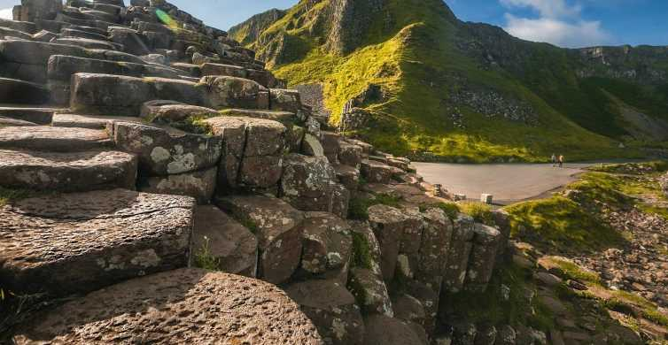 Belfast og Giants Causeway: 2-dages Guided Tour