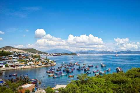 Nha Trang: Shore Excursion with Guide